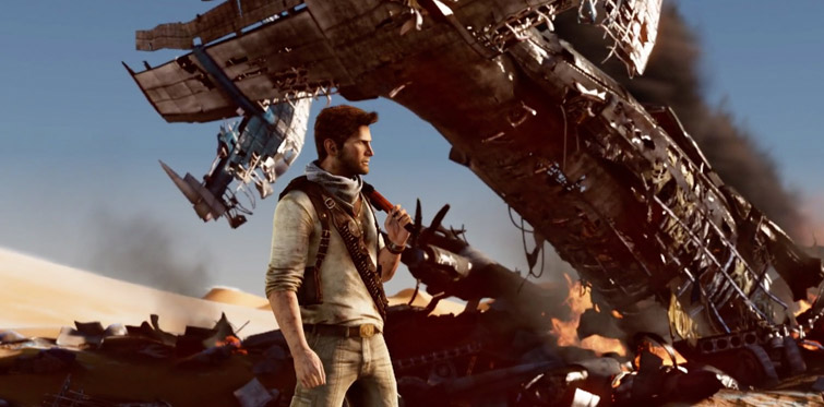 Uncharted - Nathan Drake Collection